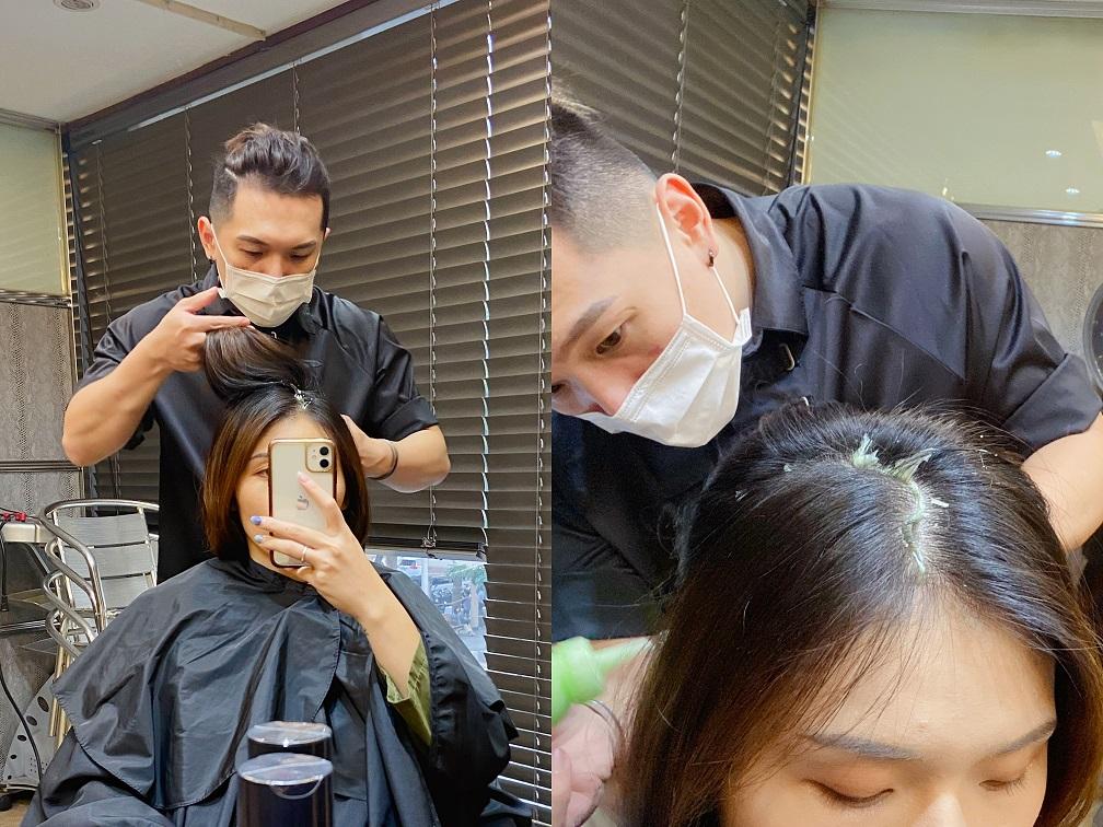 東區 女生染髮推薦