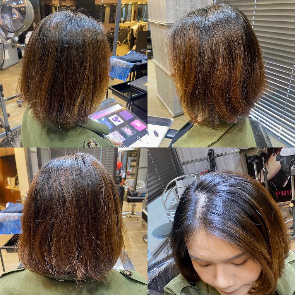 H COLOR 染髮