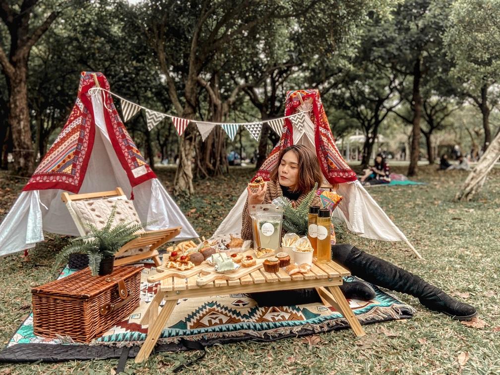 台北風格野餐