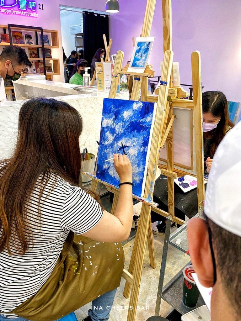 台北畫室體驗